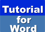 Tutorial for Word for Mac logo