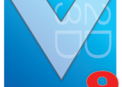 ViaCAD 2D3D 9 for Mac logo