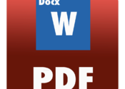 Word to PDF Pro Plus for Mac logo