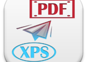 XPS-to-PDF : Batch Convert XPS and OXPS files into PDF, Images & Text for Mac logo