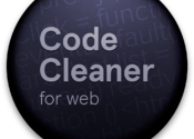 Code Cleaner for Web for Mac logo
