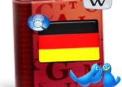 German Dictionary Wiki Speak for Mac logo