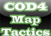 COD4 Map Tactics logo