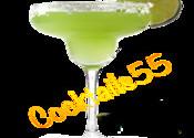 Cocktails55 logo