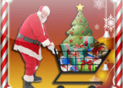 Christmas Shopping List Application logo