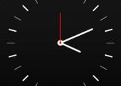 Clock B|W logo