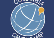Columbia University Map logo