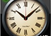Clock Pro HD logo