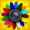 Color Blast! HD - Photo Color Effects for Facebook, Instagram and more logo