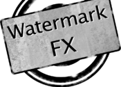 Watermark FX for Mac logo