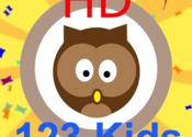 123 kids MA for Mac logo