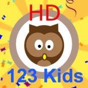 123 kids MA for Mac logo