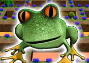 3D Frog Feast for Mac logo