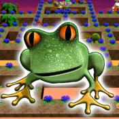 3D Frog Feast for Mac logo