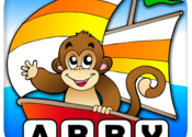 Abby Animal Games for Mac logo