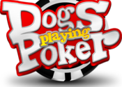 Dogs Playing Poker for Mac logo