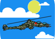 Flappy Heli Shooter for Mac logo