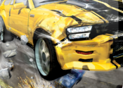 FlatOut 2 for Mac logo