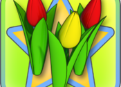 Flowers Coloring Book for Mac logo
