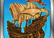 Fortune Winds: Ancient Trader for Mac logo