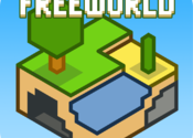 Freeworld - Multiplayer Starve Game for Mac logo