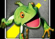 Frog Frenzy for Mac logo