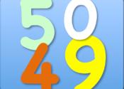 Fun Math Games Deluxe for Mac logo