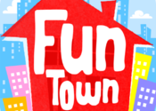 Fun Town by Touch & Learn for Mac logo