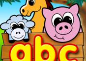 Fun on Alphabet Farm for Mac logo
