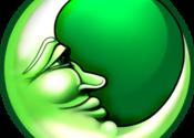 Green Moon for Mac logo