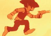 Gunman Clive for Mac logo