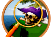 Hideaways: Lost Island for Mac logo