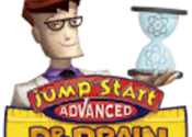 JumpStart Advanced 3-5 The Adventures of Dr. Brain for Mac logo
