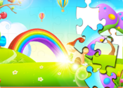 Kids Jigsaw Puzzles for Mac logo