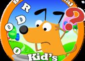 Kids Word Scramble for Mac logo