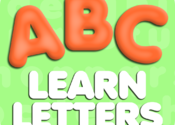 Learning Letters: Alphabet for Toddlers for Mac logo