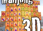 Mahjong 3D for Mac logo