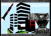 Missile Commander for Mac logo