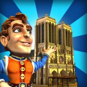Monument Builders: Notre Dame de Paris for Mac logo