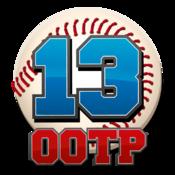 OOTP Baseball 13 for Mac logo