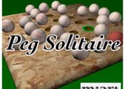 Peg Solitaire for Mac logo