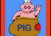 Pig in a Poke for Mac logo