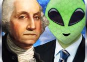 Presidents vs. Aliens for Mac logo