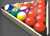 Pro Snooker and Pool 2012 for Mac logo
