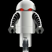 Rockets and Robots for Mac logo
