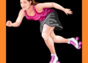 Roller Skating 3D for Mac logo