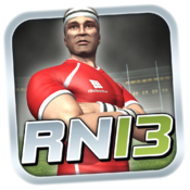 Rugby Nations 13 for Mac logo