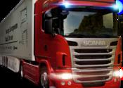 Scania Truck Driving Simulator for Mac logo