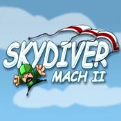 Skydiver Mach II for Mac logo