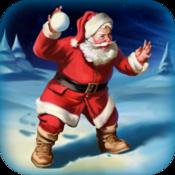 Snowball Battle 3D Pro for Mac logo